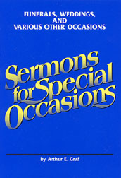 Sermons for Special Occasions